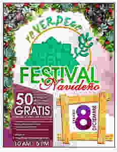 Festival Navideño Reverdece