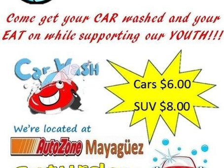 Car Wash en Mayagüez