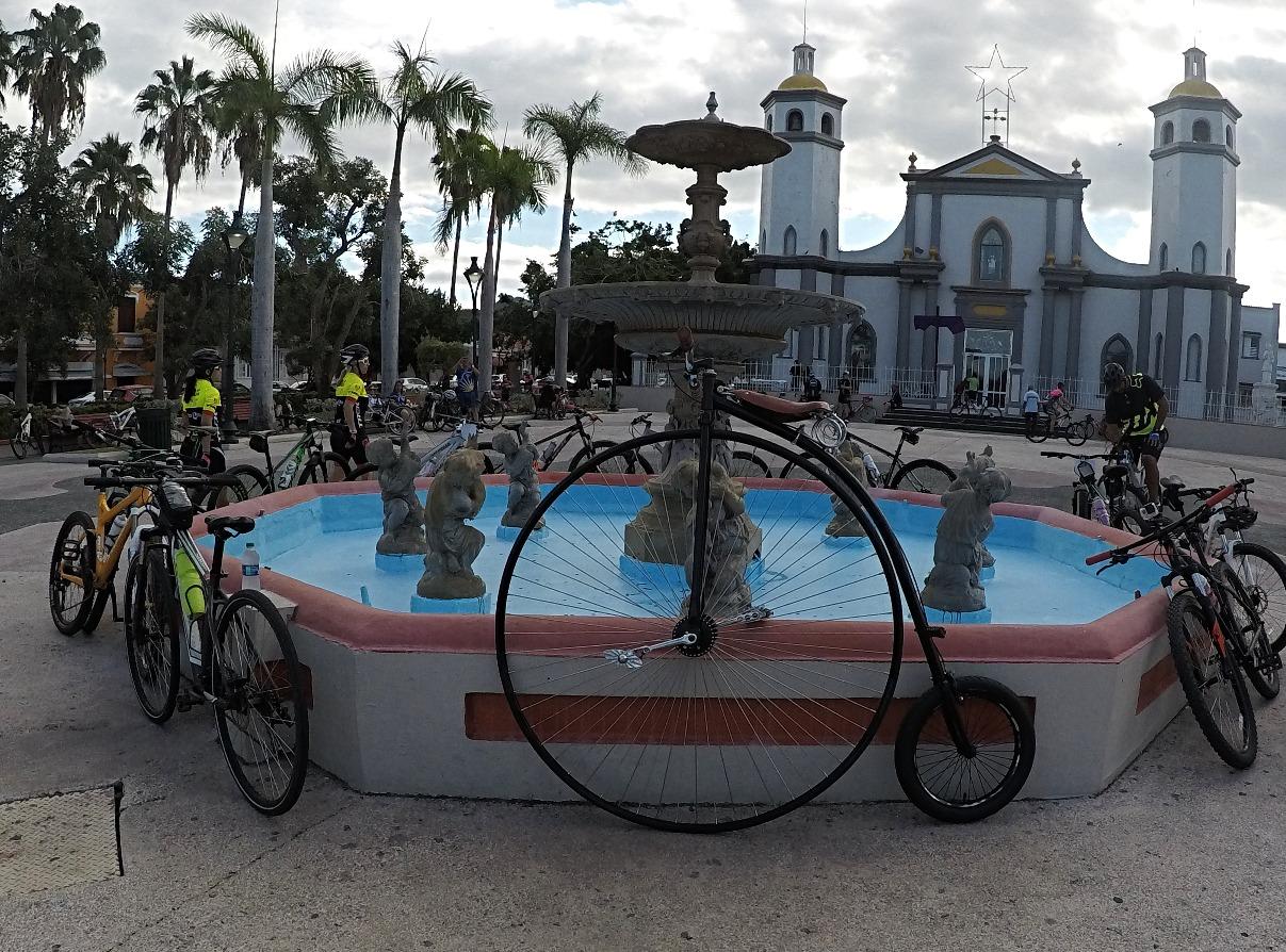 La  bici más exótica del evento