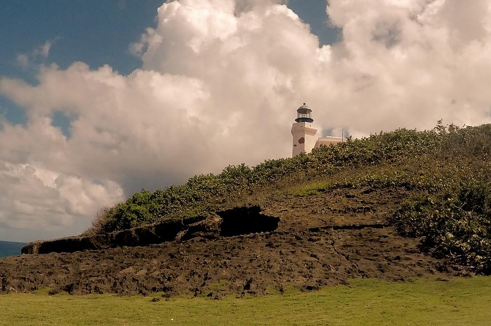 "Faro ""Los Morrillos"" de Arecibo/ Arecibo Lighthouse, Puerto Rico"
