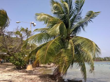 Balneario Caña Gorda Guánica, Puerto Rico