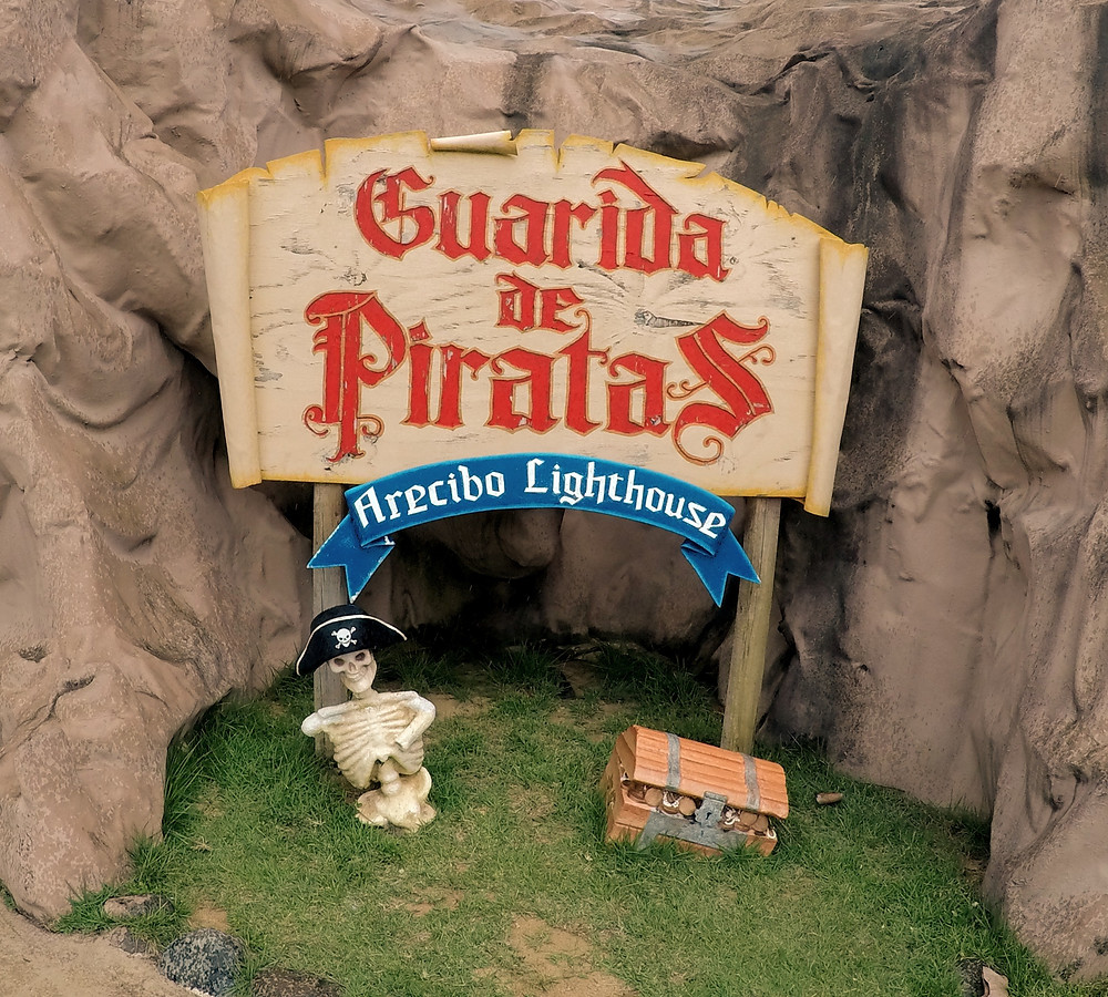 Guarida de Piratas/ Pirate's Cave