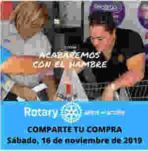 Comparte tu compra - Club Rotario de Yauco