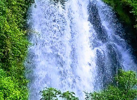 Cascada de Peguche, Ecuador
