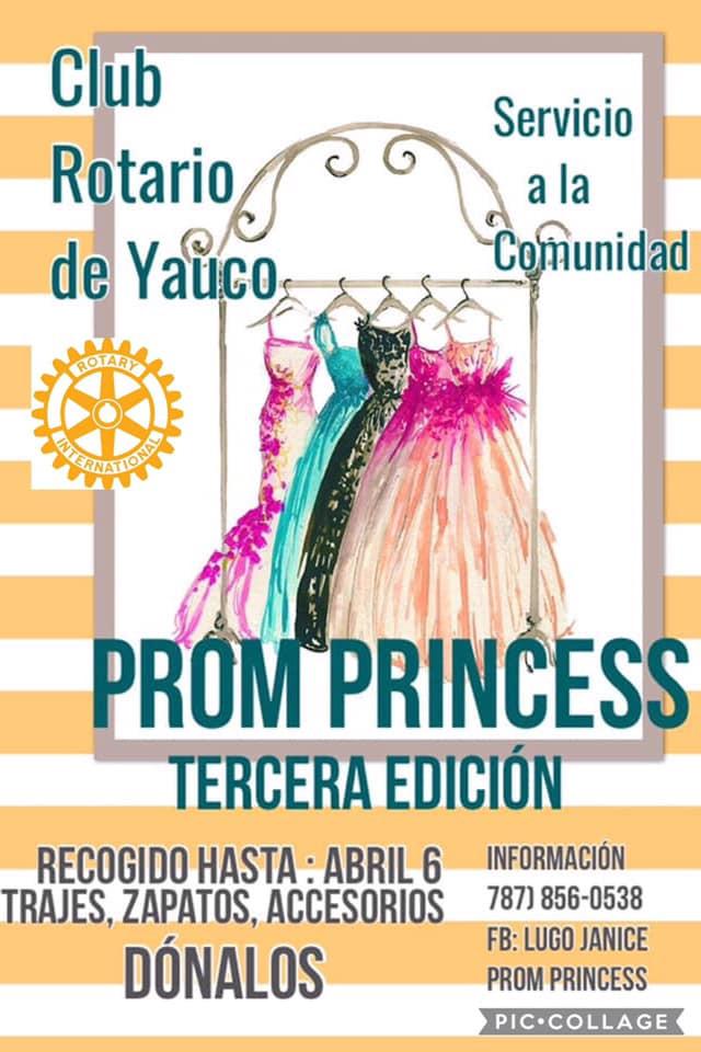 ¡Busca en tu closet! del Club Rotario de Yauco
