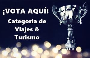 participando del 1ra Edición del Puerto Rico Blog Awards