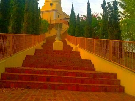 Basílica Menor Nuestra Señora de la Monserrate, Hormigueros,PR