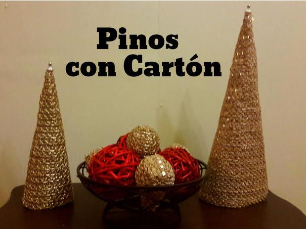Pinos de Cartón