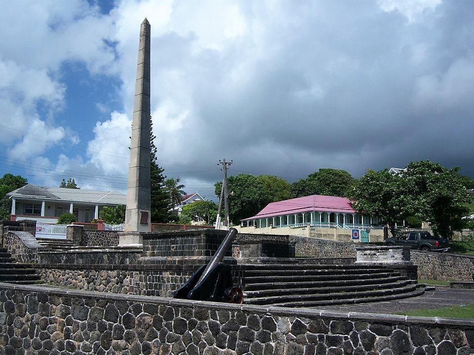 St. Kitts 5