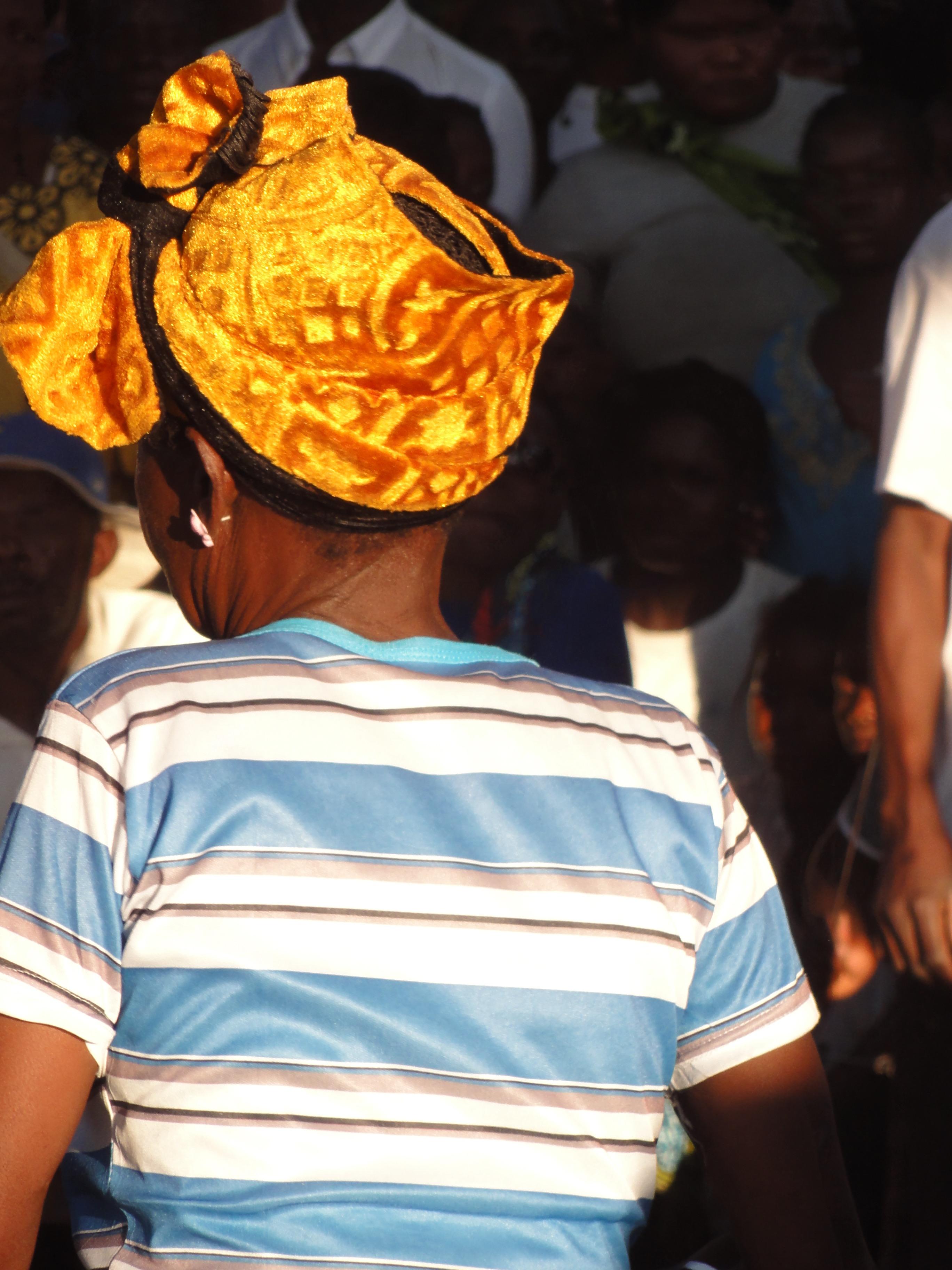 Celebrations in Bangweulu