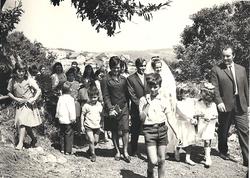 Casamento na aldeia século passado