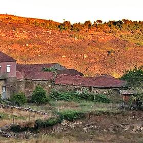 Vista da minha janela, numa maravilhos estadia que tive no Pouso da Serra.