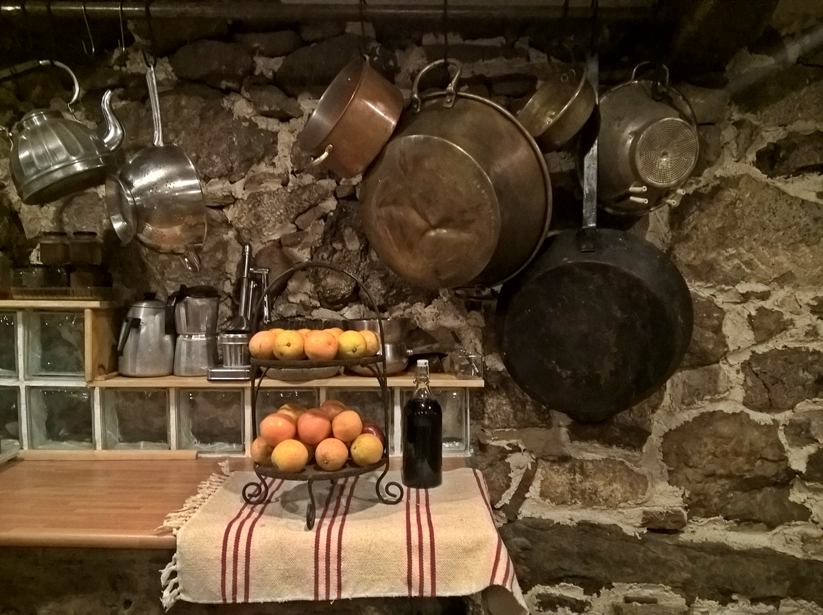 Pouso da Serra - Cozinha das Geleias
