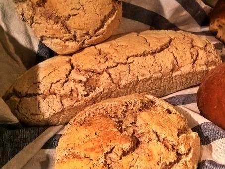 Pão de Espelta Pouso da Serra
