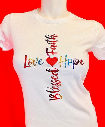 Blessed Love Faith Hope