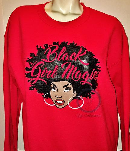 Black Girl Magic Sweatshirts