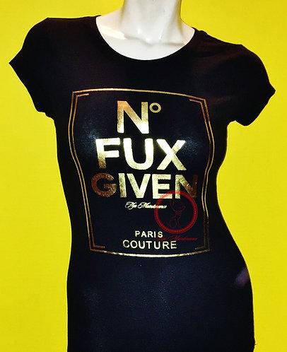 No Fux Given Tee