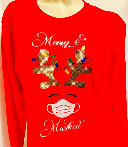 Merry & Masked