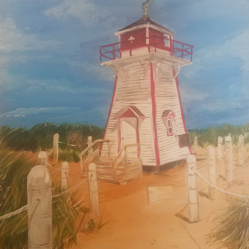 PEI Lighthouse