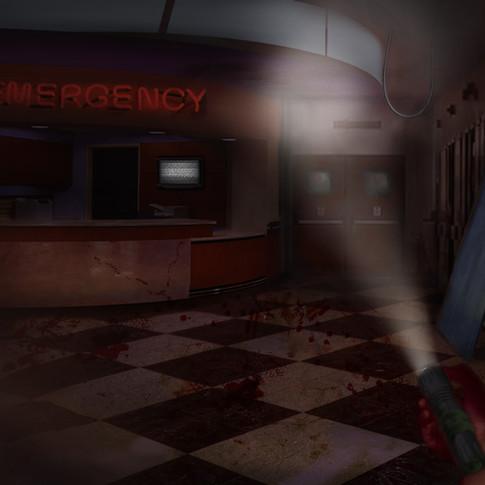 The Emergency Lobby - Photo Realistic