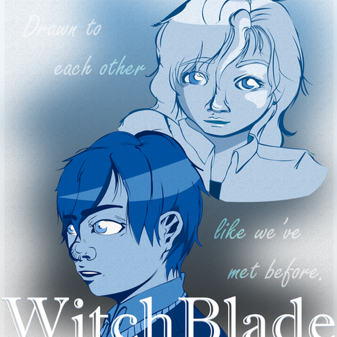 WitchBlade Cover Ep 1 Pt2
