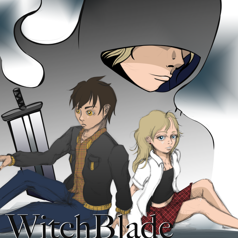 Witch Blade Cover Ep 1 Pt1