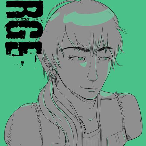 Dirge Character Portrait