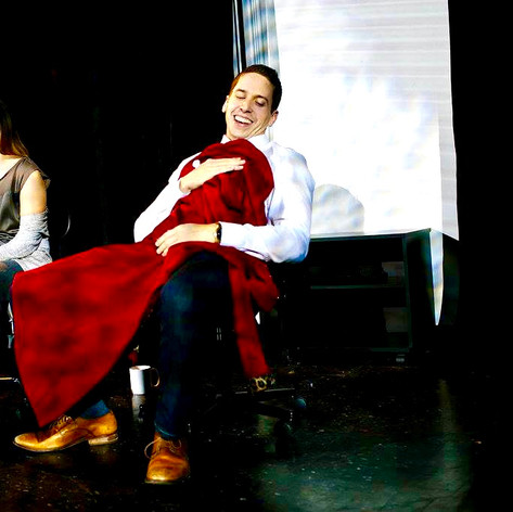 The Patron Saint of Losing Sleep - Actors Bridge Ensemble