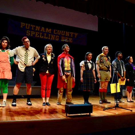 25th Annual Putnam County Spelling Bee - Circle Players