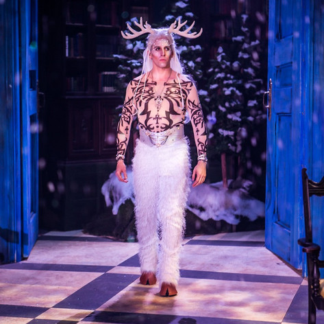 The Lion, the Witch, and the Wardrobe - Studio Tenn