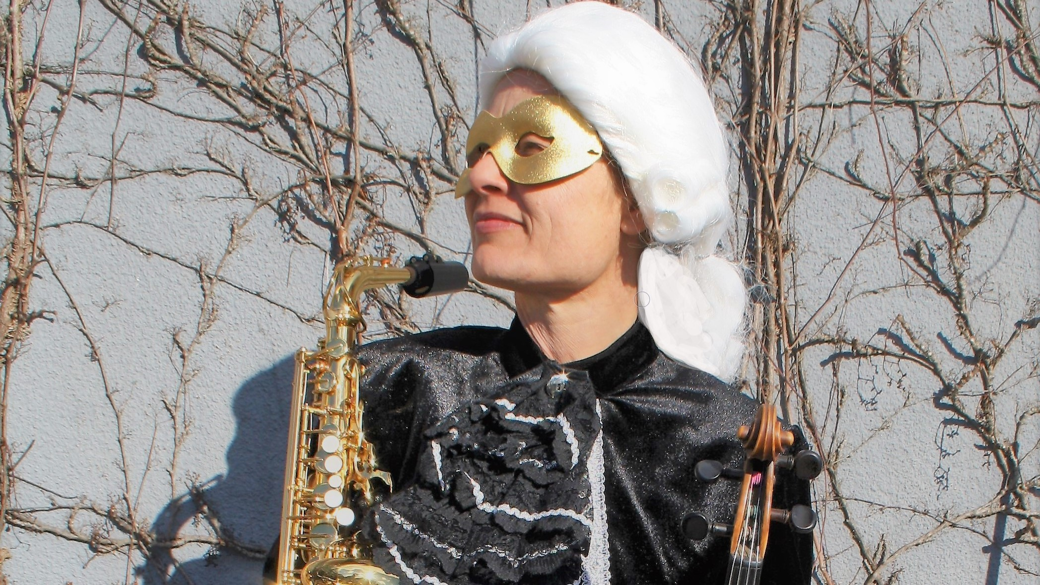 Beethoven im Kostüm