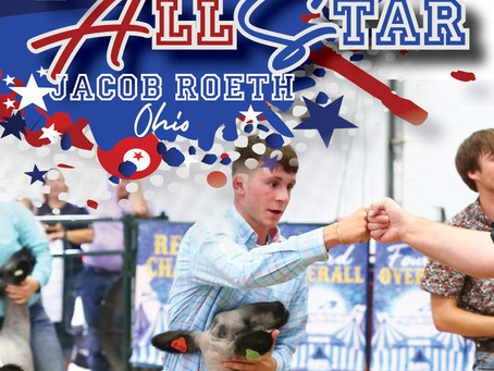 🌟 Welcome to the SC AllStar Team, Jacob! 🌟