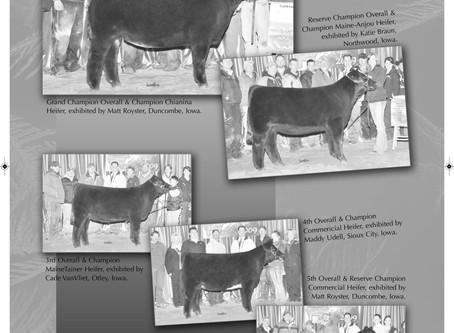 Throwback Thursday: Iowa Beef Expo 2009