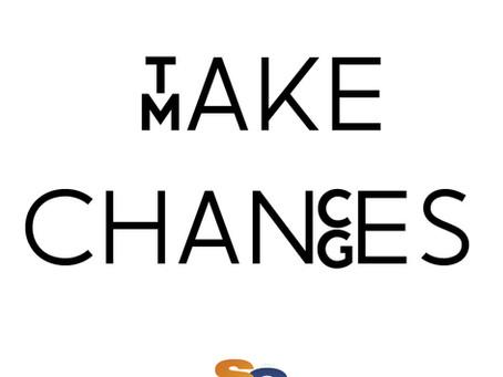 Take Chances ⚡ Make Changes