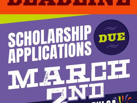 Tulsa State Fair Scholarship