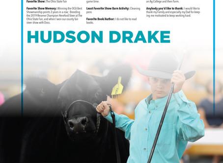 OOTC: Hudson Drake