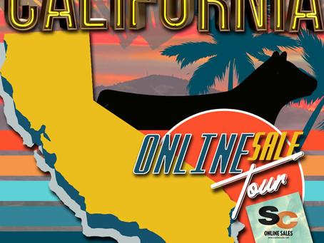 California SCO Sale Tour