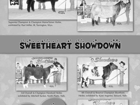 Throwback Thursday - 10 Years Ago at the Sweetheart Showdown