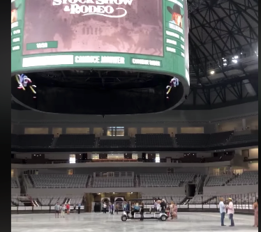 FWSSR Shares Preview of New Dickies Arena