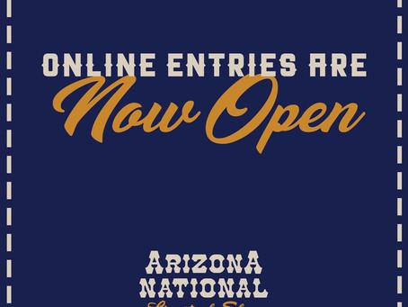 Arizona National Online Entries