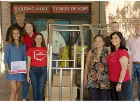 Ohio State Donates 400 lbs. of Beef to Ronald McDonald House