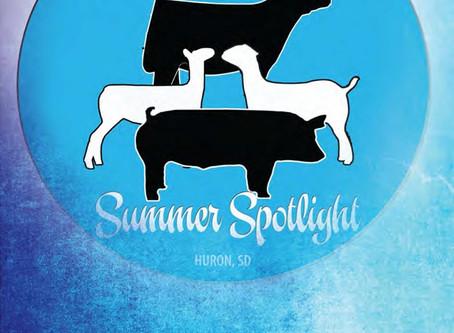 South Dakota Summer Spotlight Information