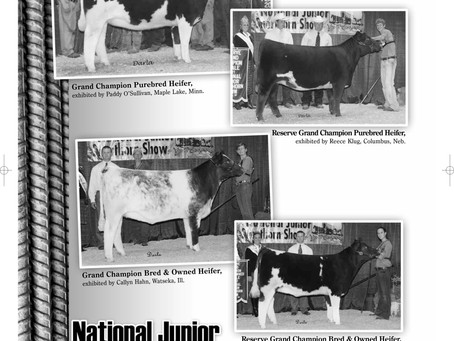 Throwback Thursday: 2007 Shorthorn Jr Nationals