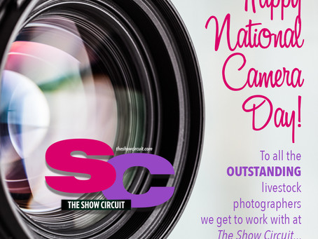 Happy National Camera Day!!