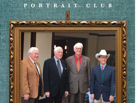 Saddle and Sirloin Portrait Club Holds Livestock Industry History