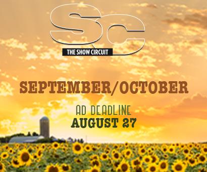 September/October Ad Deadline