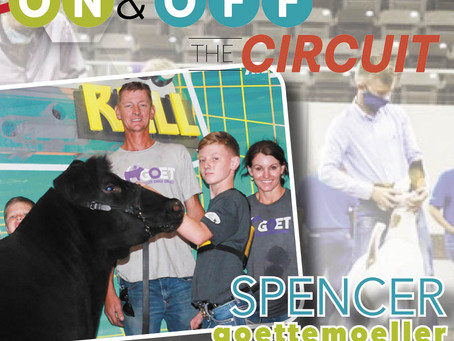 On & Off the Circuit with Spencer Goettemoeller