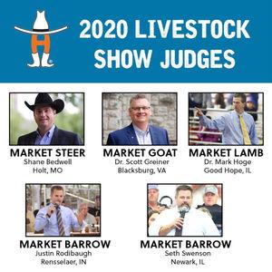 Hlsr 2020 Schedule 2020 HLSR Judges Announced
