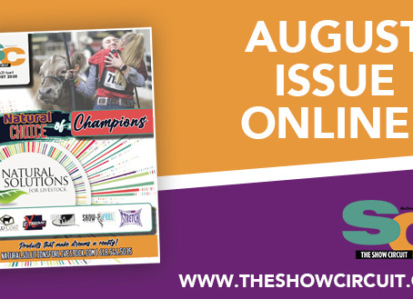 AUGUST ISSUE ONLINE!