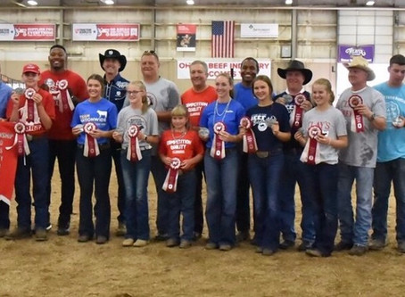 Ohio Dean's Charity Steer Show Raises Money for Ronald McDonald House